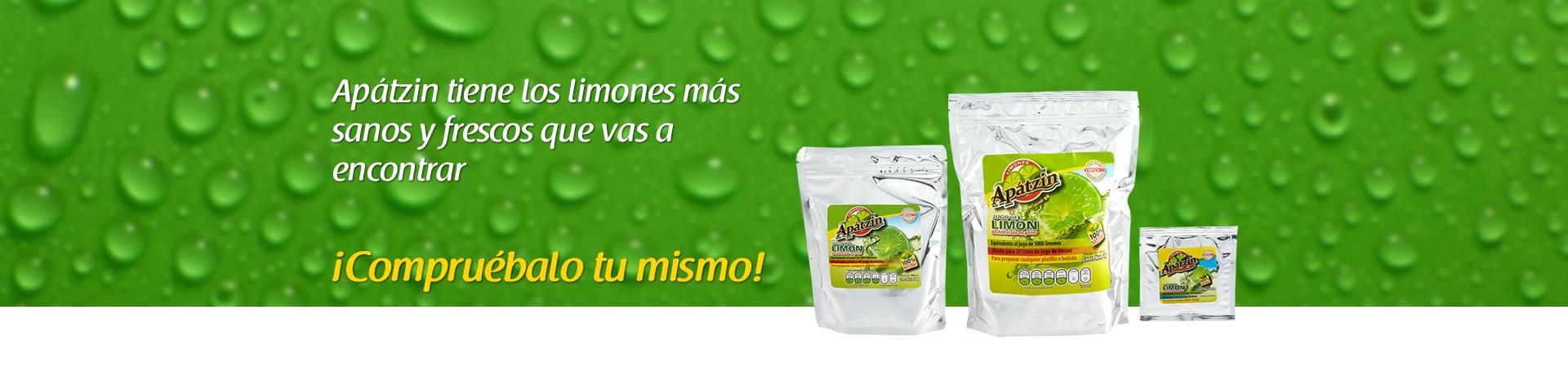 Limon deshidratado Apátzin